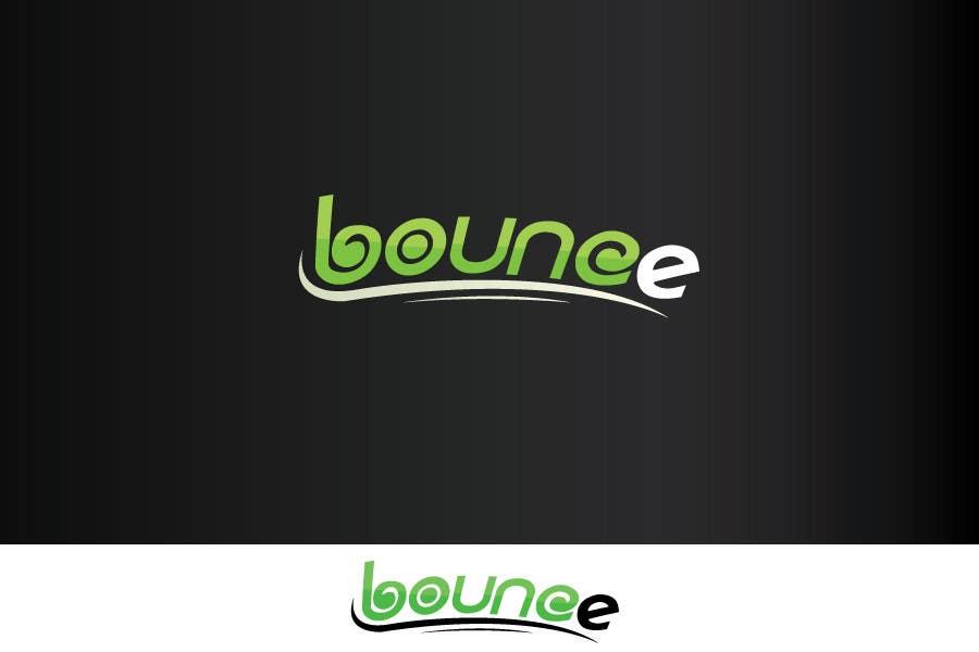 Penyertaan Peraduan #                                        368                                      untuk                                         Logo Design for Bounce