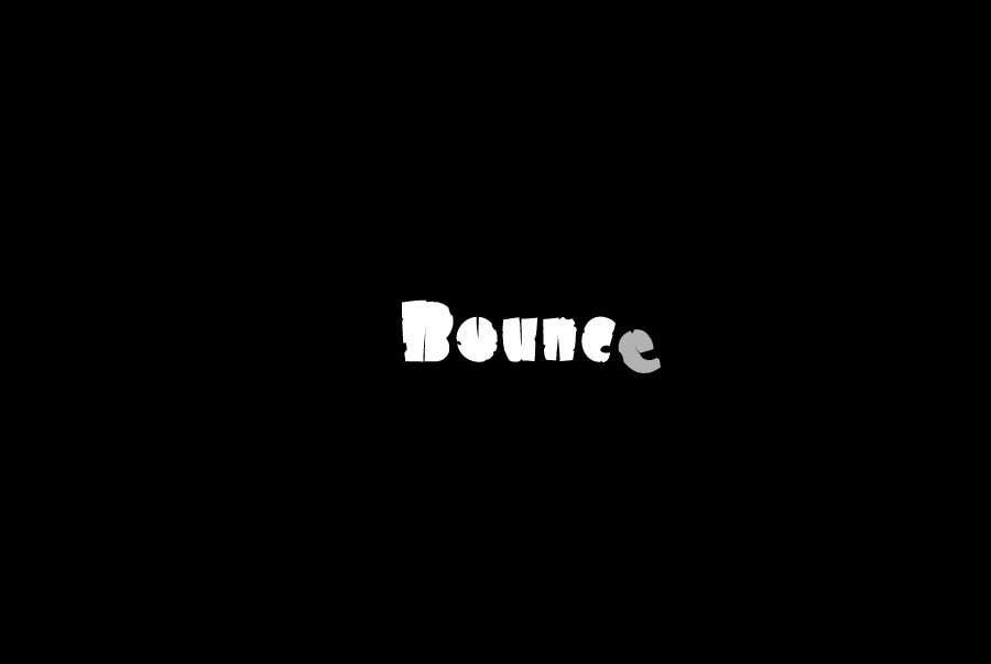 Penyertaan Peraduan #                                        417                                      untuk                                         Logo Design for Bounce