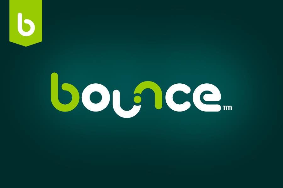 Konkurrenceindlæg #673 for Logo Design for Bounce