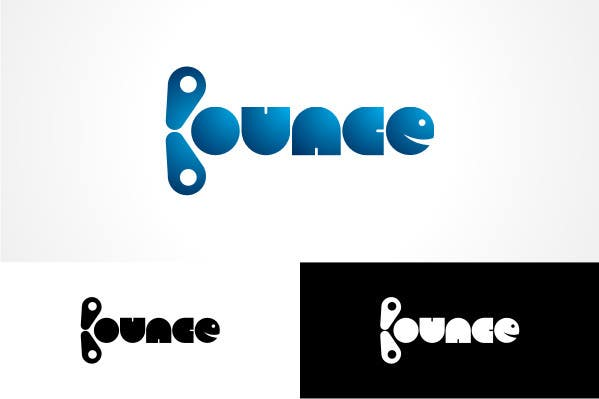 Penyertaan Peraduan #                                        412                                      untuk                                         Logo Design for Bounce