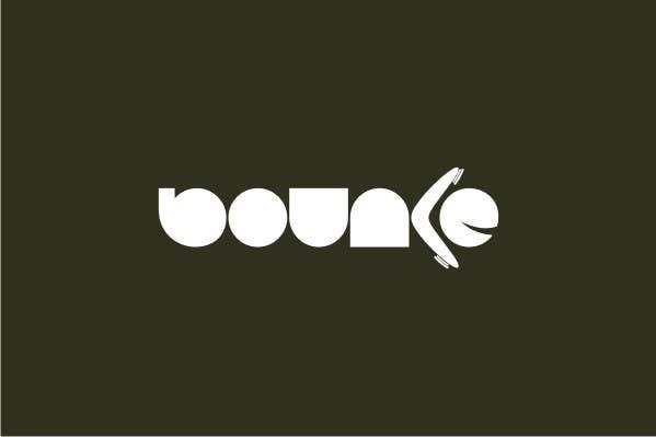 Penyertaan Peraduan #                                        121                                      untuk                                         Logo Design for Bounce