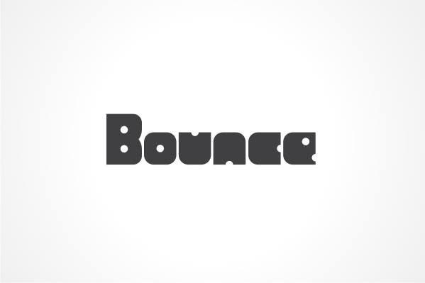 Penyertaan Peraduan #                                        426                                      untuk                                         Logo Design for Bounce