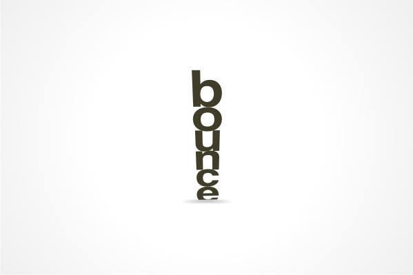 Penyertaan Peraduan #                                        379                                      untuk                                         Logo Design for Bounce