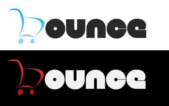 Penyertaan Peraduan #                                        663                                      untuk                                         Logo Design for Bounce