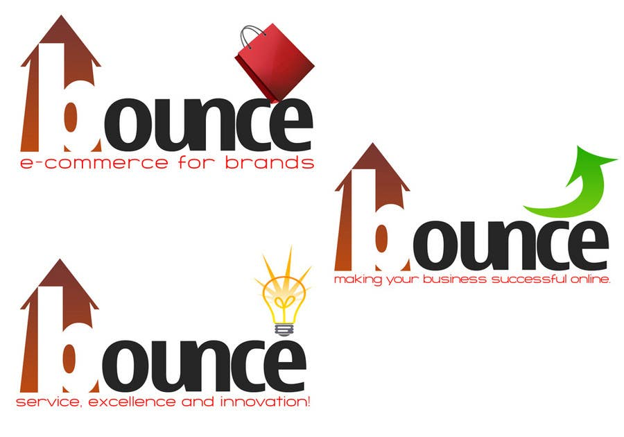 Contest Entry #                                        742                                      for                                         Logo Design for Bounce