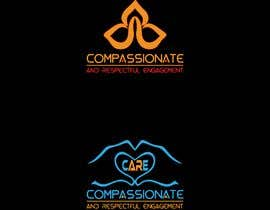 #21 untuk I need a logo designed to go with the text. it should mimic what the text stands for. an idea I have is a logo with Namaste and Heart blended/merged. oleh atiktazul7