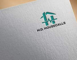 #42 for Design a logo for a Visiting Physician Practice - M.D. Housecalls by shilpokonna