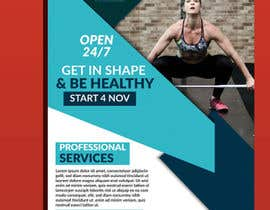 #54 , Design a poster for fitness business 来自 SajeebRohani