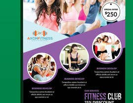 #55 , Design a poster for fitness business 来自 SajeebRohani