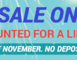 #19 for End Of Year Sale Banner Required. af Mohidulhaque1