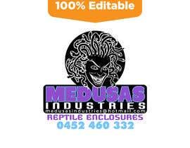 #12 for Recreate logo as vector - Medusa Industries af mehedihasan4