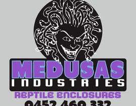 #7 for Recreate logo as vector - Medusa Industries af aangramli