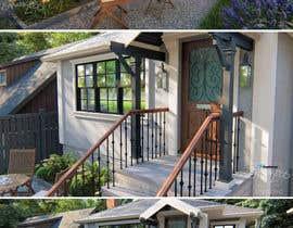 #32 pentru House Exterior Design / drawing - create a nicer entrance de către smarkies
