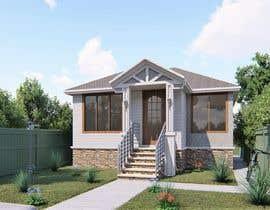 #42 pentru House Exterior Design / drawing - create a nicer entrance de către dodyardiansyah