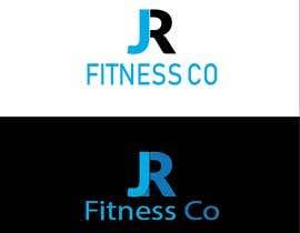 nº 68 pour PT logo - JR Fitness Co par pixelbd24