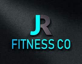 nº 69 pour PT logo - JR Fitness Co par pixelbd24