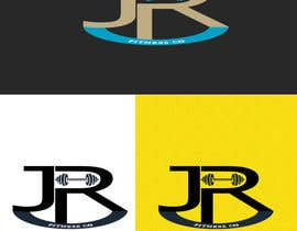 nº 65 pour PT logo - JR Fitness Co par asif271
