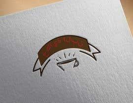 #312 untuk coffe shop logo design oleh DesignInverter