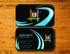 #226 for Design business card. af shyfulgd3047