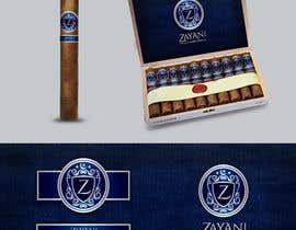 #208 for Luxury Cigar Brand Logo! af UltimateCrafts