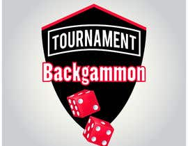#27 for Logo design for Backgammon Tournament by starlycontreras