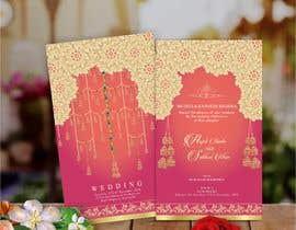 nº 5 pour Wedding Invitation Designs par aangramli
