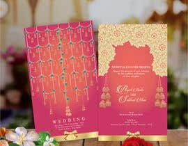 nº 6 pour Wedding Invitation Designs par aangramli