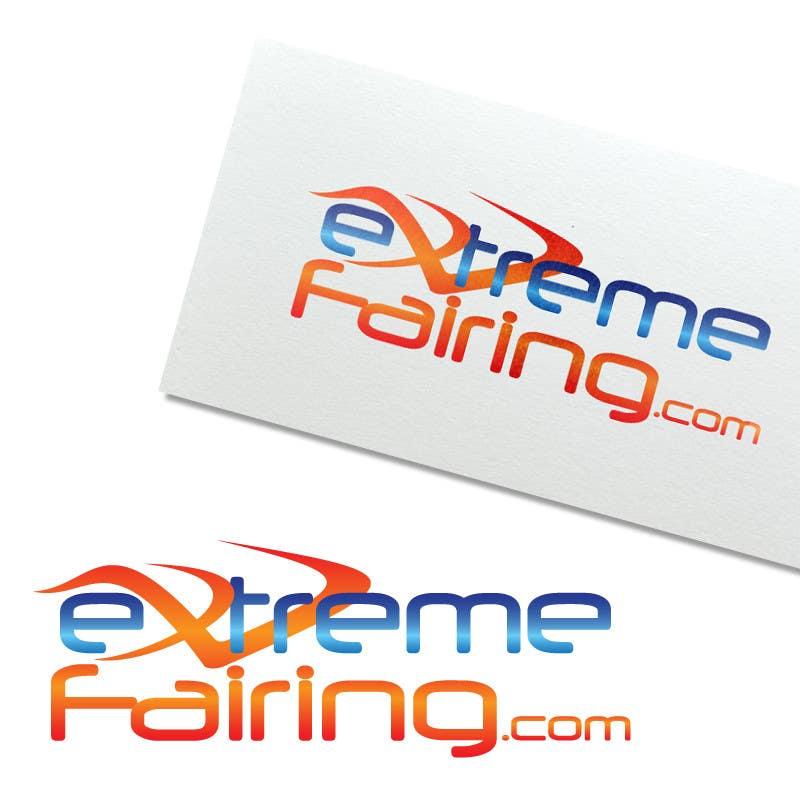 Penyertaan Peraduan #16 untuk Logo Design for www.extremefairings.com