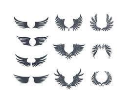 #19 untuk vector angle wings oleh shamolyk55