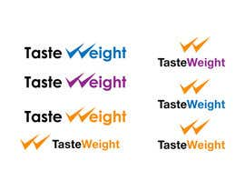 #8 for Logo Design for Tasteweight by IzzDesigner
