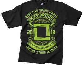 #66 , T-shirt design for car mechanics/service centre repairers 来自 elitesniper