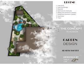 Nro 8 kilpailuun Garden Design käyttäjältä HalaCH