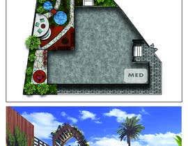 Nro 12 kilpailuun Garden Design käyttäjältä mermed