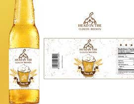 #9 for Homebrew Beer Label by aes57974ae63cfd9
