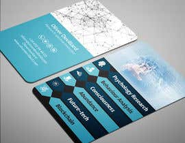 #226 for Design a business card with a technology and connection theme by salmancfbd