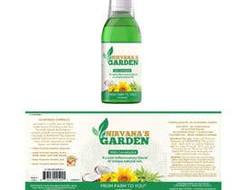 #69 for Product label design by ramziimran16