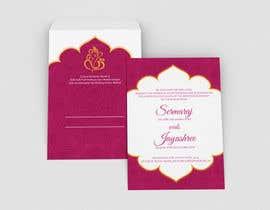#7 per Hindu Wedding Invitation Card Design da dissha