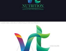 #394 for Logo design for Nutrition and Lifestyle Balance Practitioner av VisualandPrint