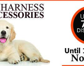 #16 untuk Discount banner for dog articles oleh MstFarjana54
