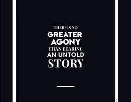 nº 54 pour Quote Creator - Creative People! par usamawajeeh123