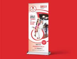 #23 for Stand-up Banner (Dance School) by ankurrpipaliya