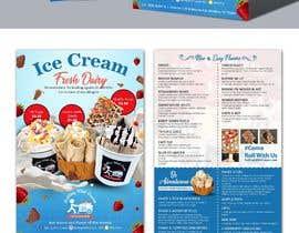 satishandsurabhi tarafından Ice Cream Shop Menu Design için no 28