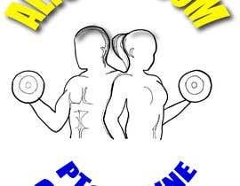 Nro 27 kilpailuun A unique logo for my fitness brand. käyttäjältä SURESHS67