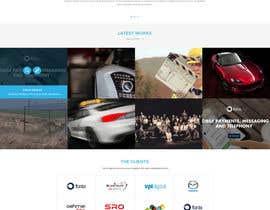 AtomKrish tarafından Design a responsive Website için no 90