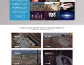 orangecreatives tarafından Design a responsive Website için no 74