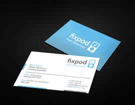 #168 for Design a business card with this logo af alonebird
