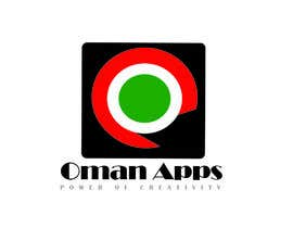 "#14 para Design logo for ""OmanApps"". Three colors: Red, white and green. Be creative in selecting icons :) por nakib0888"