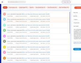 #24 para Create UI/UX Mockup of ITSM system por GraphixTeam