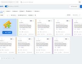 #4 para Create UI/UX Mockup of ITSM system por Makkina