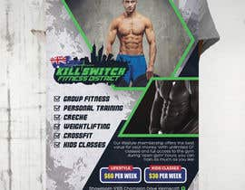 #87 untuk We require a flyer for a gym oleh MooN5729